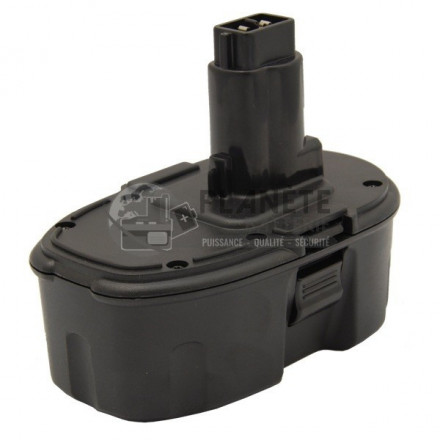 Batterie type BERNER ? 18V NiMH 2.5Ah