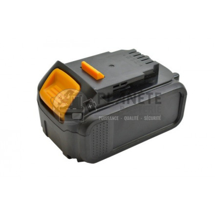 Batterie type TYCO ELECTRONICS 2107576-2 - 18V Li Ion 3Ah