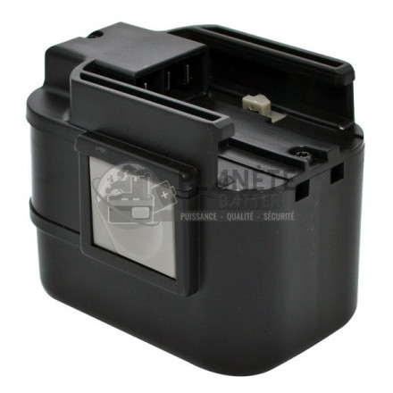 Batterie type AEG BS2E - 7,2V NiCd 2Ah