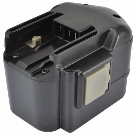 Batterie type FROMM P320 – 12V NiCd 1.5Ah