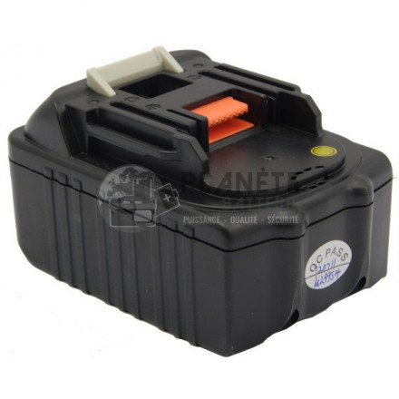 BATTERIE TYPE MAKITA BL1840 – 18V LI-ION 4AH