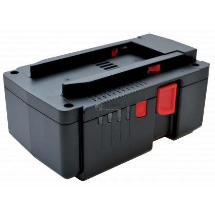 Batterie type METABO 6.25437.00 - 25.2V Li-Ion 3Ah