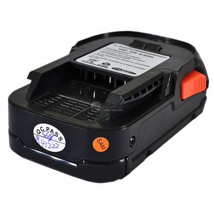 Batterie type WURTH - 0700956530 – 18V Li-Ion 2Ah