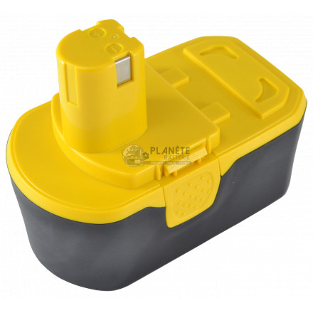 Batterie type RYOBI ABP1801/ABP1803 – 18V NiMH 3Ah