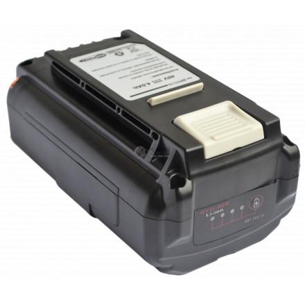 Batterie type RYOBI BPL3650D – 36/40V Li-Ion 4Ah