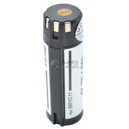 Batterie type RYOBI AP4001 – 4V Li-Ion 1.5Ah