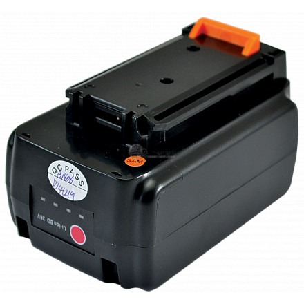 Batterie type BLACK & DECKER BL1336-XJ - 36V Li-Ion 2Ah