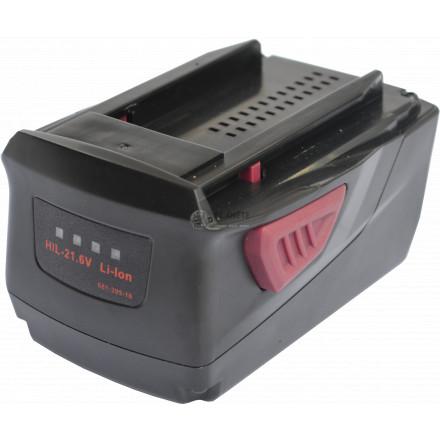 Batterie type HILTI B22/1.6 – 21.6V Li Ion 3Ah