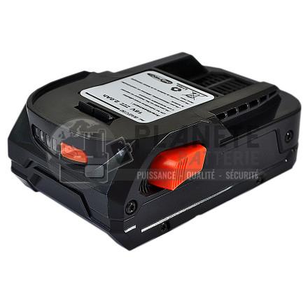 Batterie type AEG  L181R - L1820R – 18V Li-Ion 2Ah