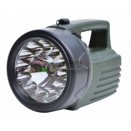 Projecteurs & Phares : PHARE EXPLOREUR RECHARGEABLE LED 3W