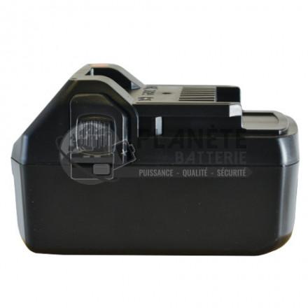 Batterie type HITACHI BSL 1830 - 18V Li Ion 4Ah