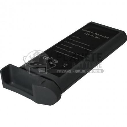 Batterie pour robot Scooba - 7.2V NiMH 1500mAh - Compatible nettoyeur Scooba IRobot