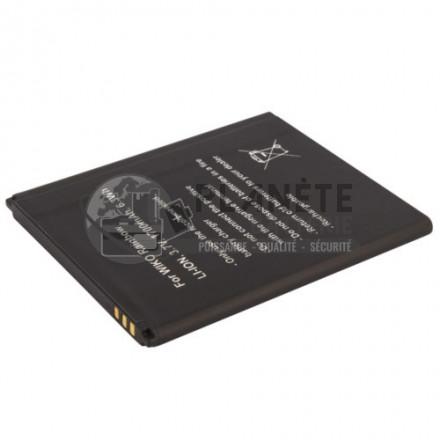 Batterie téléphone WIKO RAINBOW, 3,7V, 1700mAh