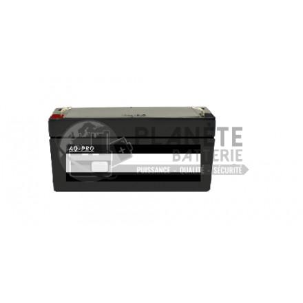Batterie plomb étanche 12V 3.5Ah VRLA AGM flamme retardante