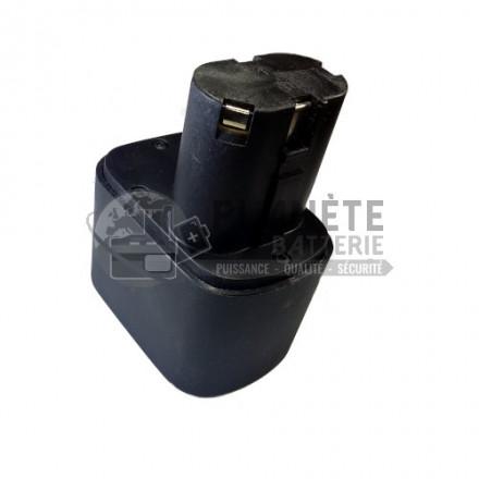 Batterie KLAUKE RAM3 - 9,6V NiMH 3Ah