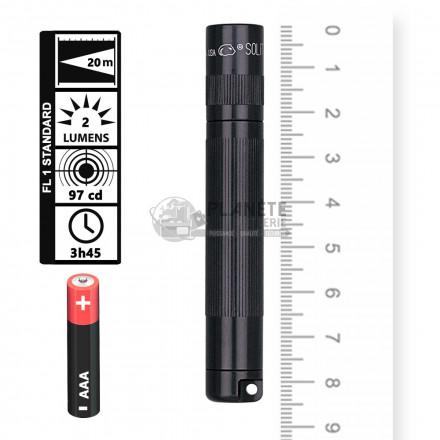 Mini lampe torche MAGLITE Solitaire porte-clés