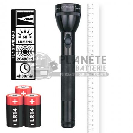 Lampe torche MAGLITE LCL3