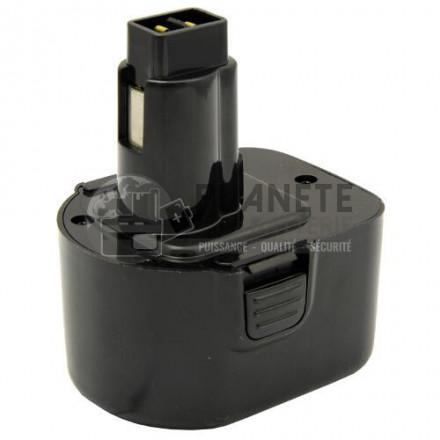 Batterie type DEWALT DE9501 - 12V NiMH 3Ah