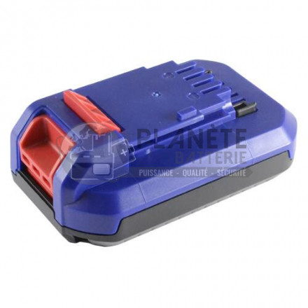 Batterie compatible LINCOLN - 20V Li-Ion 2.5Ah