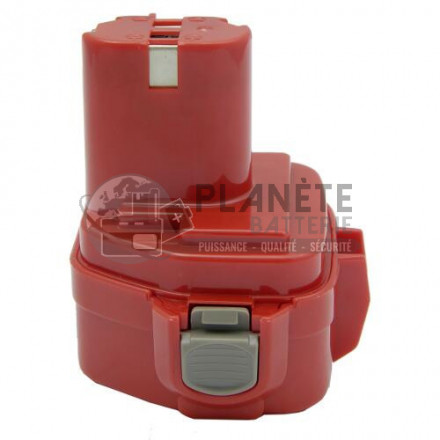 Batterie type MAKITA 1235 - 12V NiMH 3Ah