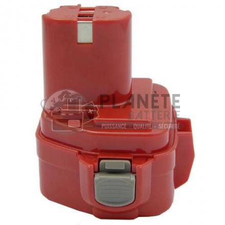 Batterie type MAKITA 1420/PA14/1450 – 14.4V NiMH 2Ah