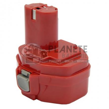 Batterie type MAKITA 1435 – 14.4V NiMH 3Ah