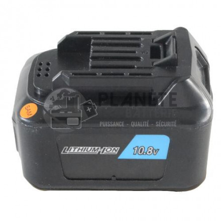 Batterie type MAKITA - 10.8V Li Ion 4Ah