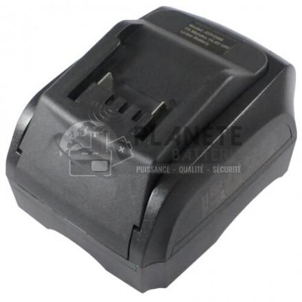 Chargeur compatible METABO 7,2V - 18V NiCD + NiMH + Li-Ion