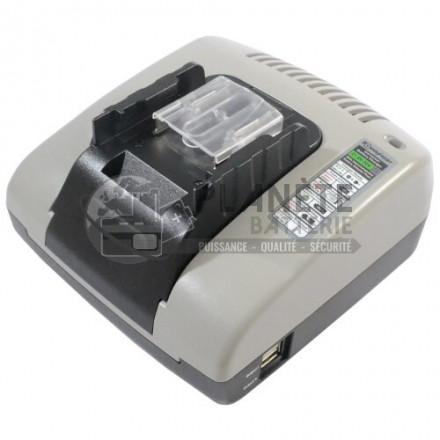Chargeur compatible MAKITA NiMH. Li Ion et NiCd de 21.6 - 36V