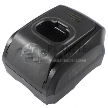 Chargeur compatible PASLODE 7,2V - 18V NiCD + NiMH + Li-Ion