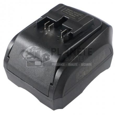 Chargeur compatible RYOBI 14.4V Li-Ion