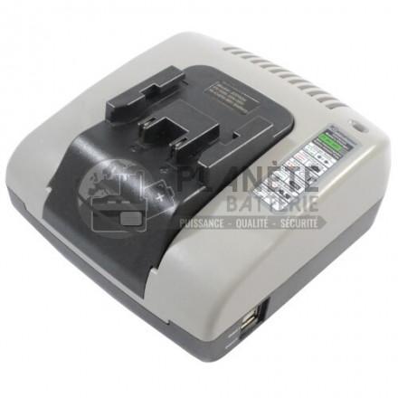 Chargeur compatible HILTI 21.6V - 36V NiCD + NiMH