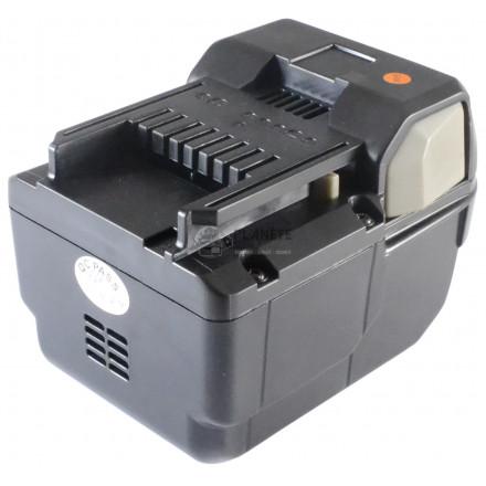 Batterie type HITACHI BSL2530 - 25.2V Li Ion 4Ah