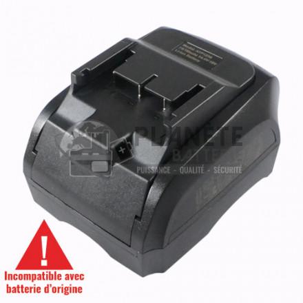 Chargeur compatible HITACHI 7,2V - 18V NiCD + NiMH + Li-Ion