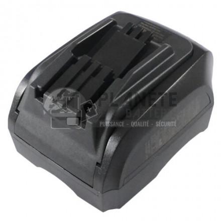 Chargeur compatible Festool 7,2V - 18V NiCD + NiMH + Li-Ion