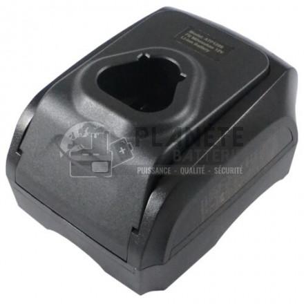 Chargeur compatible MILWAUKEE 7,2V - 18V NiCD + NiMH + Li-Ion