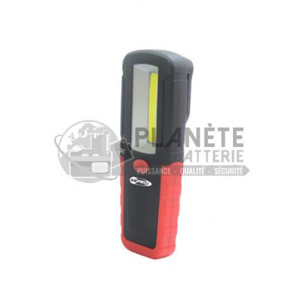 Mini baladeuse LED COB
