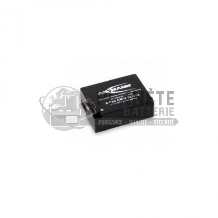 Batterie appareil photo PANASONIC DMW-BLC 12 - 7.4V, Li-Ion,1000mAh, 7.4Wh