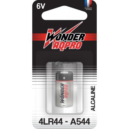 Pile 4LR44/A544 - 12V - WONDER AQPRO