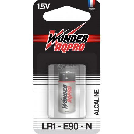 Pile LR1/E90 - 1.5V - WONDER AQPRO
