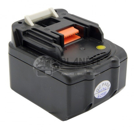 BATTERIE TYPE MAKITA BL1430 – 14.4V LI ION 3AH