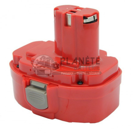 BATTERIE TYPE MAKITA 1834, 1835 – 18V NIMH 3AH