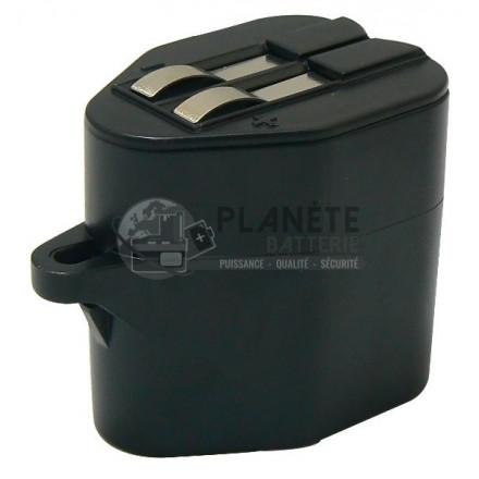 batterie pour rc3000 6v nimh 2000mah pour aspirateur. Black Bedroom Furniture Sets. Home Design Ideas