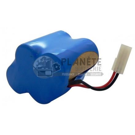 batterie aspirateur x1725qn euro pro shark 4 8v nimh 3000mah. Black Bedroom Furniture Sets. Home Design Ideas