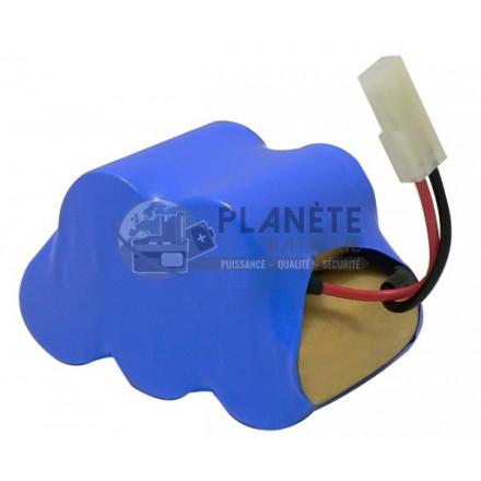batterie aspirateur 6v nimh 3000mah compatible aspirateur v1911 euro pro shark. Black Bedroom Furniture Sets. Home Design Ideas