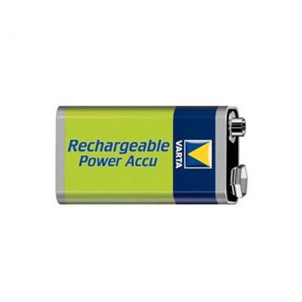 pile rechargeable 9v hr622 nimh 200mah varta power accu. Black Bedroom Furniture Sets. Home Design Ideas