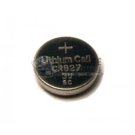 Pile CR927 - 3V - Lithium - AQPRO