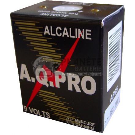 Pile alcaline FP95 - 9V - AQPRO