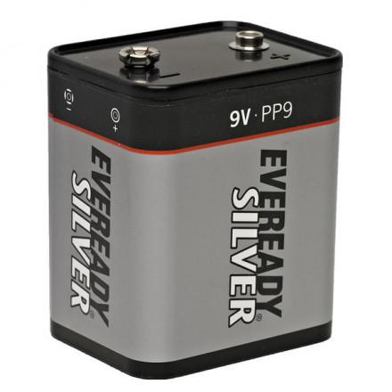 Pile alarme - PP9 - Alcaline 9V - AQPRO