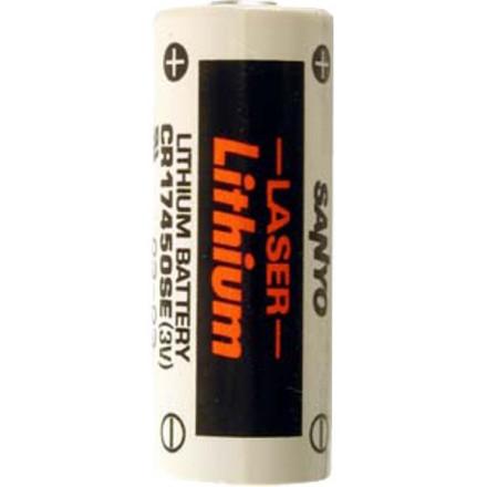 Pile CR17450SE lithium - 3V - SANYO